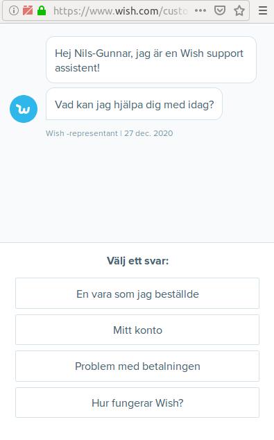 [wish.com support]