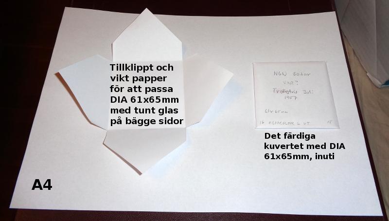 [Bild: DIA-skydd, tillverkningsproceduren]