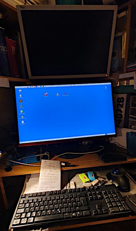 """[Bild: LåneMonitorn 27"""" med DisplayPort]"""