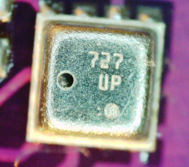 [Bild: Sensor BME280 (727         UP)]