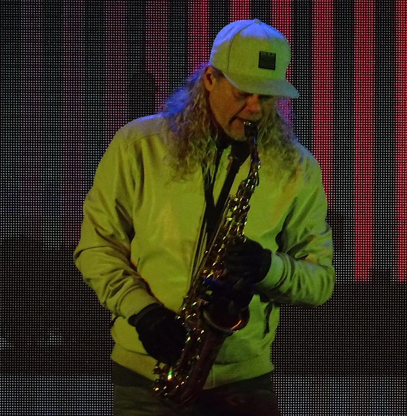 [Bild: Saxofonist Ingemar Låås]